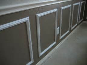 wainscoting picture frame wainscoting success how to install wainscoting without