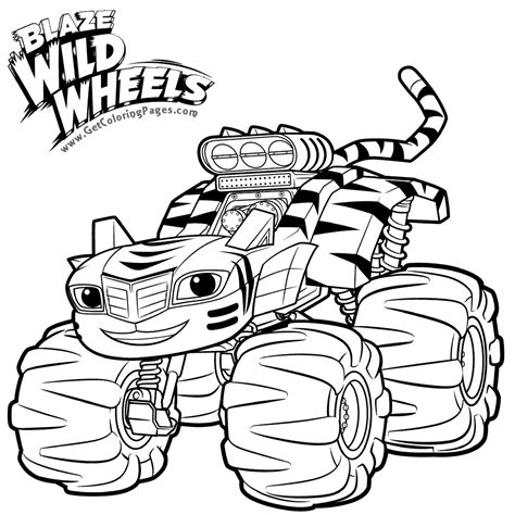 blaze monster truck coloring page top 31 blaze and the monster machines coloring pages
