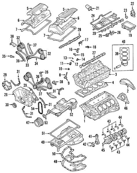bmw  engine diagram sportcars