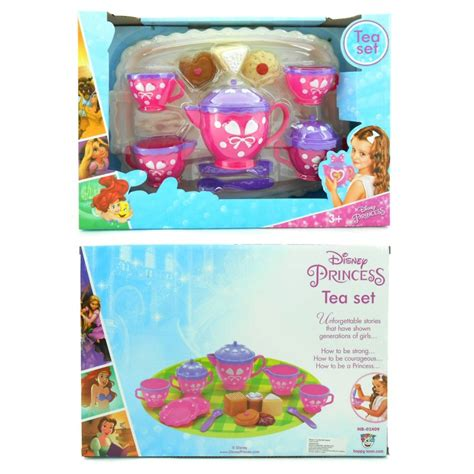 Mainan Anak Violin Frozen princess tea set happy toko mainan jual