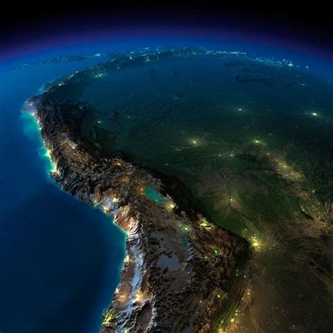 imagenes satelitales online argentina facebook foto de per 250 captada por la nasa se vuelve viral