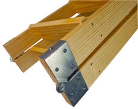 original stira folding attic stairs