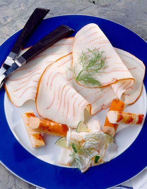 id馥s recettes cuisine sushis de surimi pour 4 personnes recettes 224 table