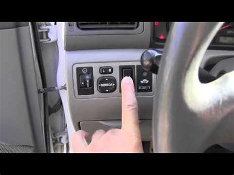 toyota corolla tire pressure light reset youtube