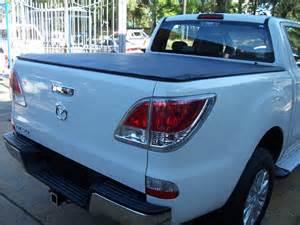 Tonneau Cover For Mazda Bt50 Mazda Bt 50 2012 Accessories No Drill Soft Tonneau