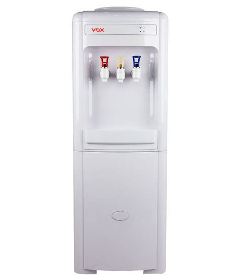 Water Dispenser With Refrigerator vox cold water dispenser with refrigerator white