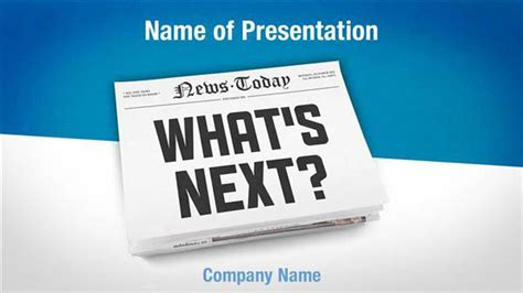newspaper theme presentation news headline powerpoint templates news headline