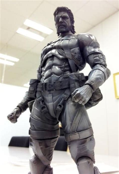mgs 5 figures updated look at mgs5 punished snake figure the toyark news