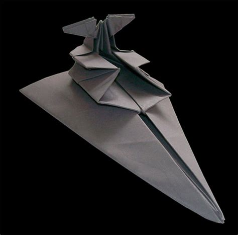 Origami Destroyer - wars origami