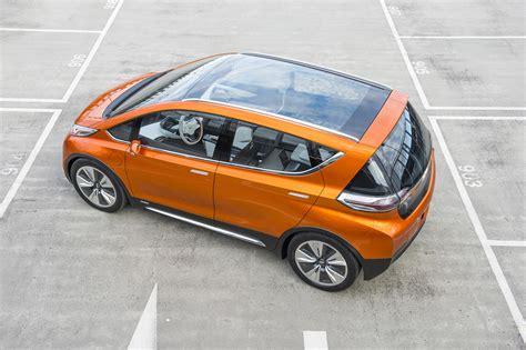 chevrolet all electric car gm announces the chevy bolt an quot affordable quot longer range