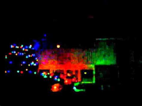 lite brite sound machine rock music running outside