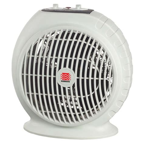 outdoor space heater home depot warmwave 1 500 watt electric fan portable heater hfq15a