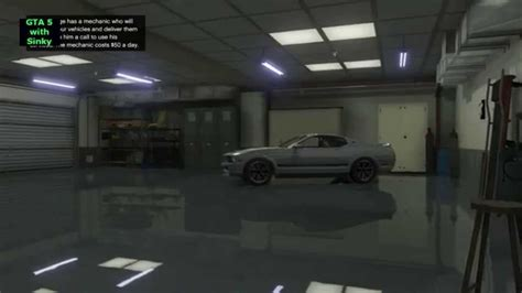 6 Car Garage how to buy a 6 car garage in gta online youtube