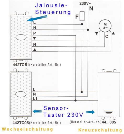 jalousie schaltplan ave sensor jalousieschalter 143x98 mm design lichtschalter