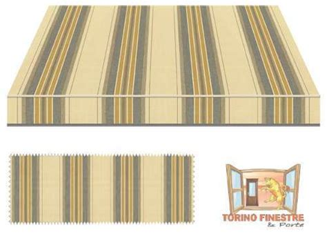 offerte tende da sole tempotest tende da sole tempotest fantasia marrone 5347 58 tessuto