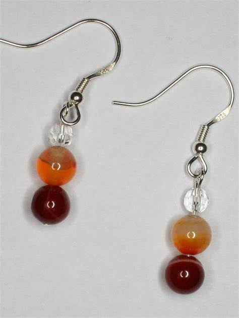 agate sterling silver drops dirah exclusives