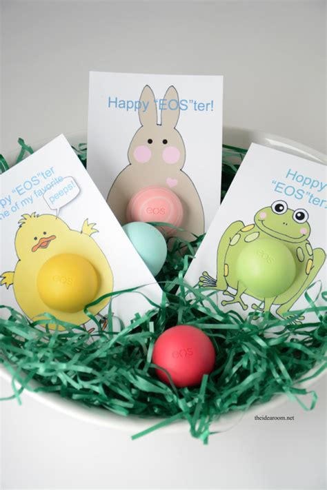 Soflens Eos Baby Choco eos lip balm easter gifts