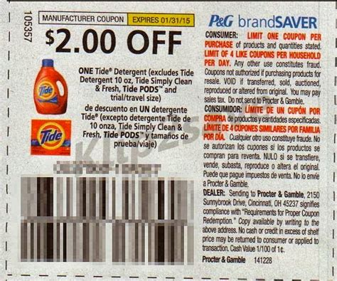 printable tide detergent coupons free printable coupons tide coupons