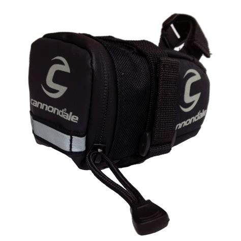 cannondale bike saddle bags cannondale bike saddle bag pack seat small black 0b500