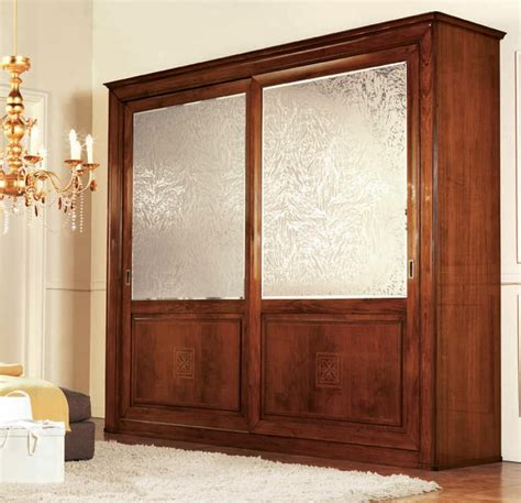 Luxury Wardrobe Doors by Classic Wardrobe With Mirrors Satin Silk Screened Idfdesign
