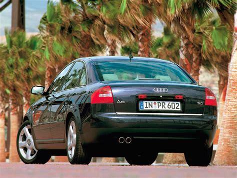AUDI A6 specs 2001, 2002, 2003, 2004 autoevolution