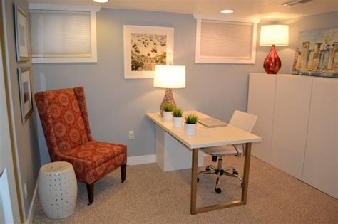 basement office design great office design stylish and innovative basement