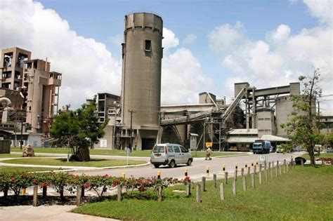 cement factory bamburi cement factory strives to keep environment clean
