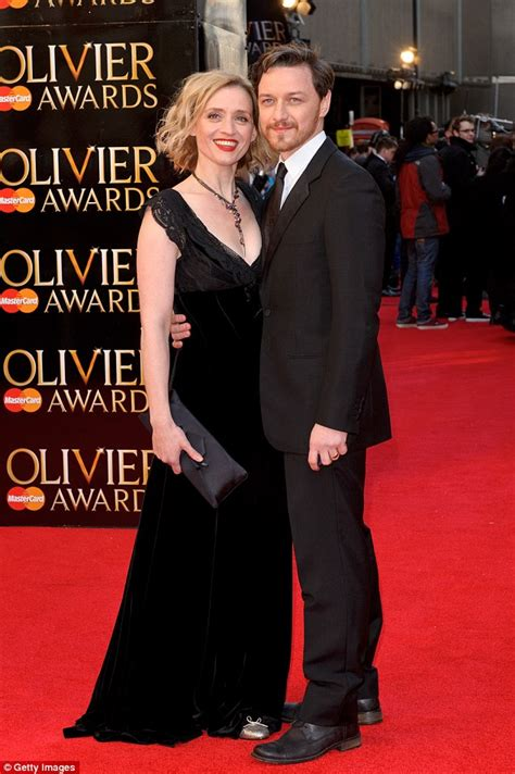 james mcavoy relationships james mcavoy and anne marie duff set to divorce after nine