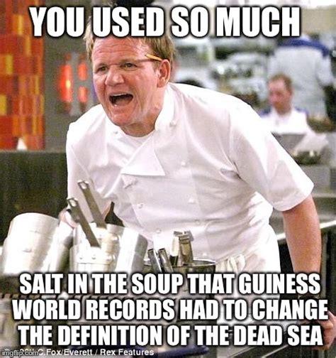 Chef Salt Meme