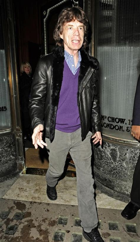 claire danes singing in evening more pics of mick jagger leather jacket 5 of 5 mick