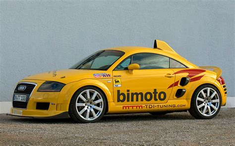 2007 Audi TT MTM Bimoto specifications, photo, price, information, rating