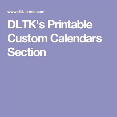 printable calendars dltk 4192 best images about printables on pinterest clip art