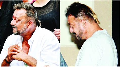 sanjay dutt long hair stayle sanjay dutt before and after 50 shades of grey gone