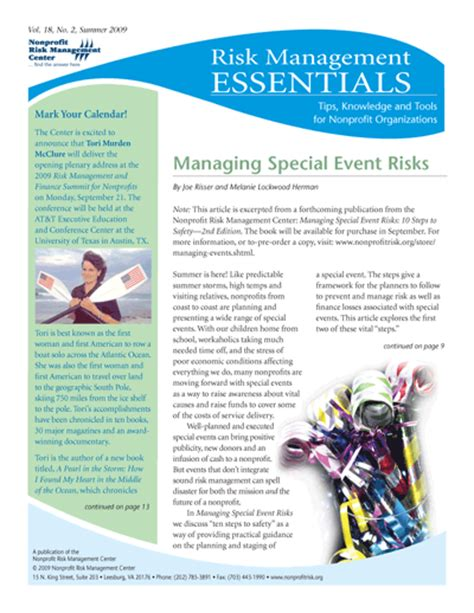 Accessible Publication Design And Layout Ada Section 508 Compliance Leadership Newsletter Article Template