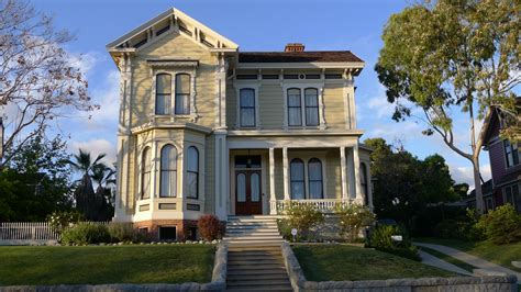 victoria house carroll avenue victorian homes echo park cool