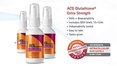 Glutathione Results For Platinum Detox by Positive Health Product And Service Colloidal