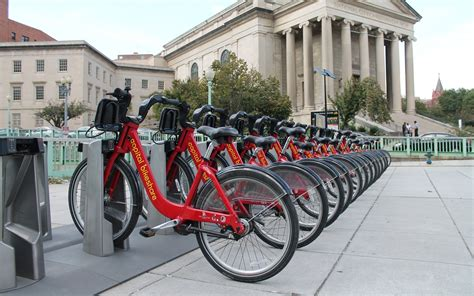The Bike Station by Georgetown Policy Review Capital Bikeshare In Low