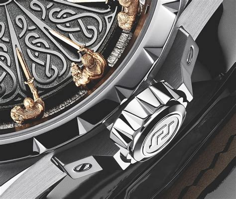 Knights Of The Table roger dubuis excalibur knights of the table ii