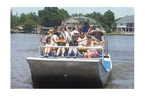 airboat swamp tour coupons