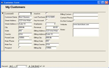 Microsoft Access Form Templates Hardhost Info Microsoft Access Forms Templates