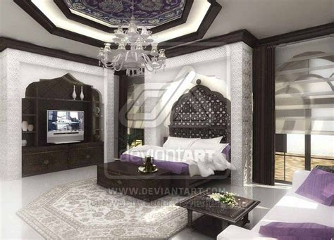 muslim bedroom design islamic master bedroom villa design i pinterest