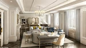 Inside The Langham London's £24,000 A NIGHT penthouse