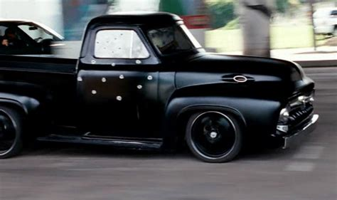 classic garage: sylvester stallone's '55 ford from the