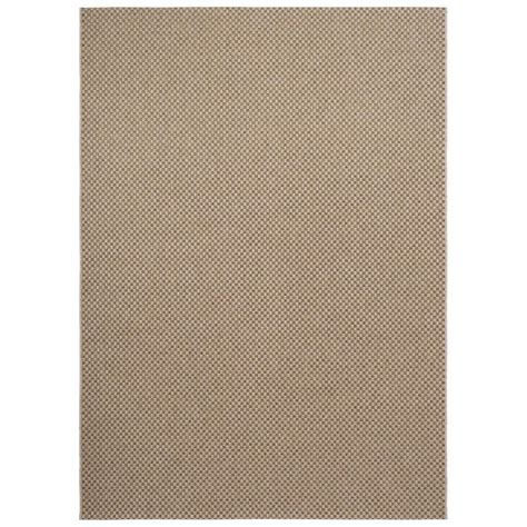 Home Decorators Collection Messina Tan 5 Ft 3 In X 7 Ft 3 X 5 Indoor Outdoor Rugs