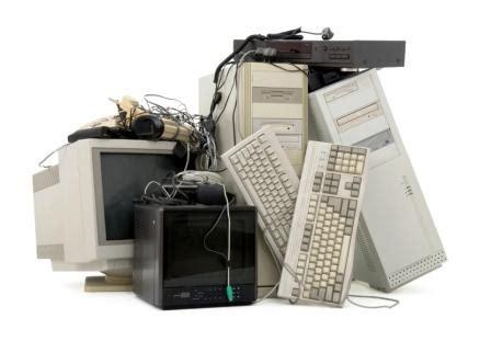 Electronics Recycling Santa Works Electronic Waste