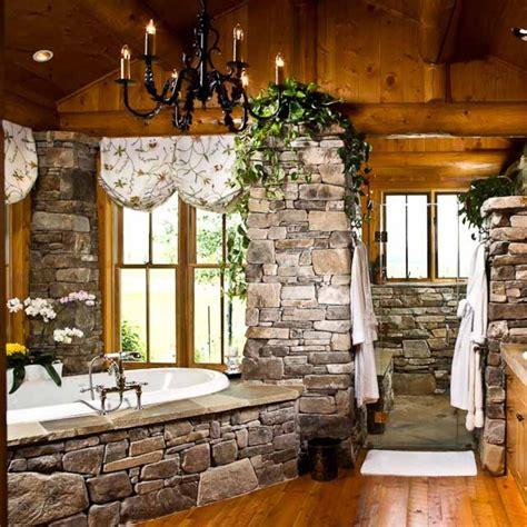 Mountain Home Bathroom Design by Log Home Bathroom Designs 17 Photo Gallery House Plans