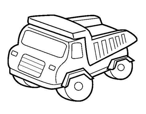 dump truck coloring page coloringcrew com