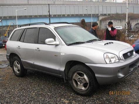 2003 Hyundai Santa Fe For Sale by 2003 Hyundai Santa Fe For Sale