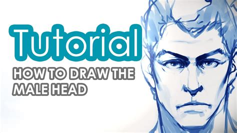 photoshop tutorial join a head with a body how to draw a male head tutorial youtube