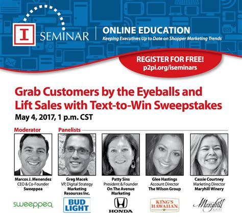 Mobile Sweepstakes - learn how to grab more eyeballs with a mobile sweepstakes text to win sweepstakes